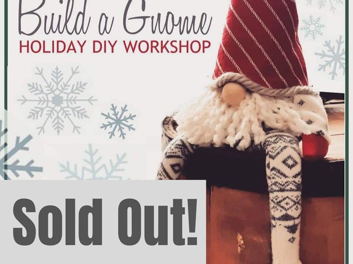 Build a Gnome Workshop